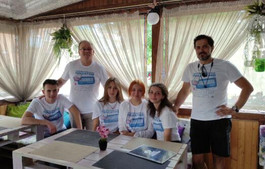Movement of youth banks of Ukraine